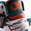 Обувь Osiris Nyc 83 White/Green/Orange 2010 г инфо 9346r.